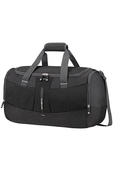 4Mation Duffle Bag 55cm Black/Silver