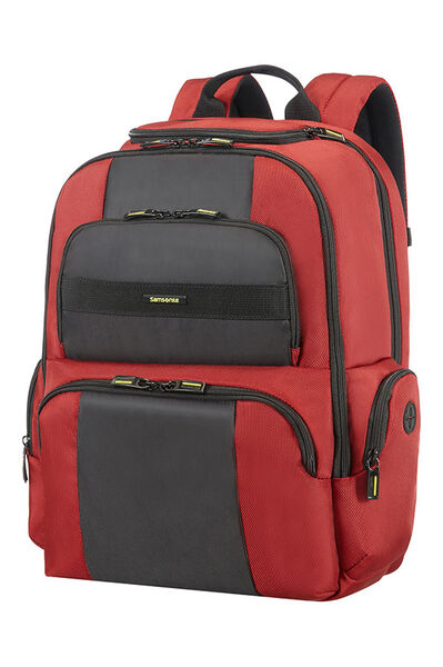 Infinipak Laptop Backpack RED/BLACK