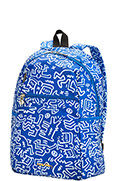 Travel Accessories Backpack Graffiti Blue