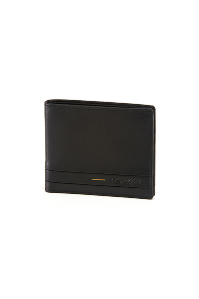 Outline SLG Wallet Black/Mustard