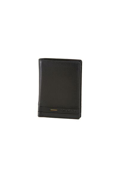 Outline SLG Wallet Black/Mustard