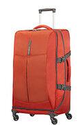 4Mation Duffle táska kerékkel 77cm Red/Grey