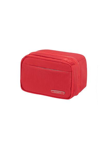 Modula Toiletry Bag Élénk piros