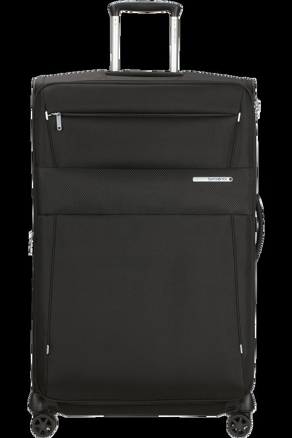 Samsonite Duopack Spinner Exp 1 Frame 78cm  Black