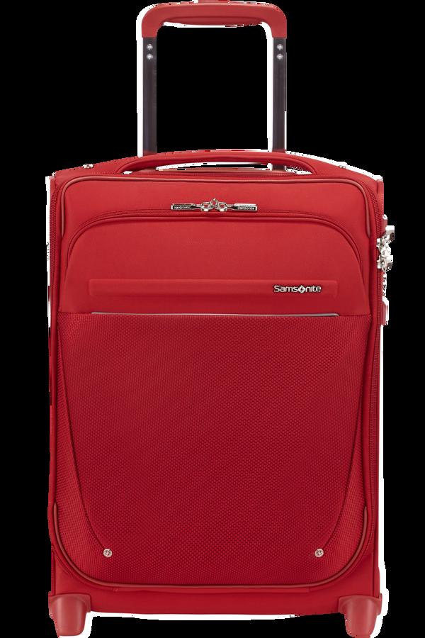 Samsonite B-Lite Icon Upright Underseater USB 45cm  Red
