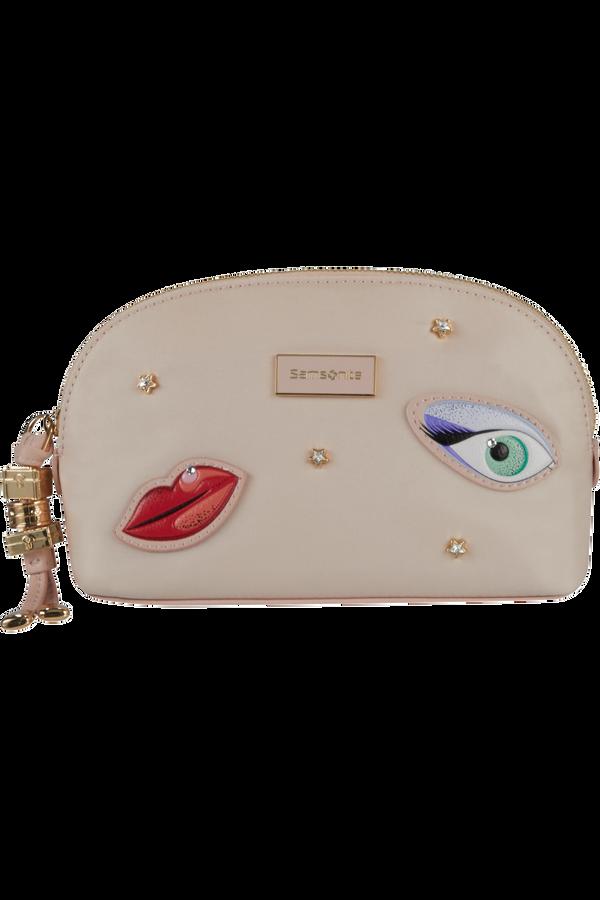 Samsonite Karissa Slg Cosmetic Kit Surreal  Light Rose/Surreal