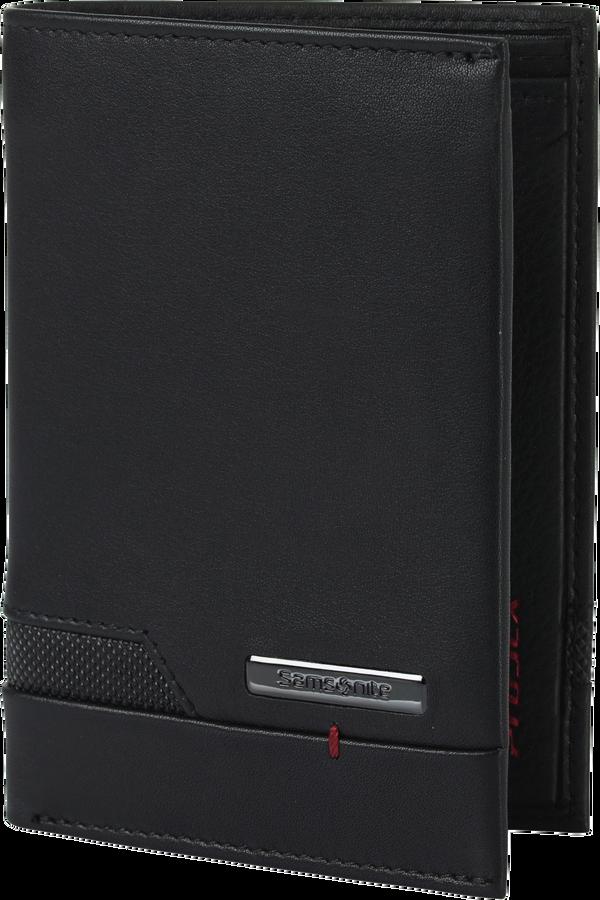 Samsonite Pro-Dlx 5 Slg 109 - W S 4CC+HFL+2W+2C  Black