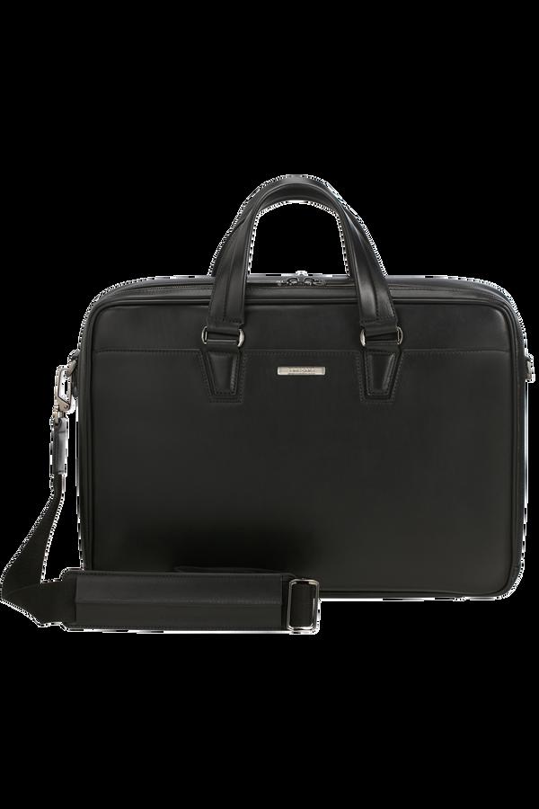 Samsonite Urbe Laptop Bailhandle 15.6'  Black