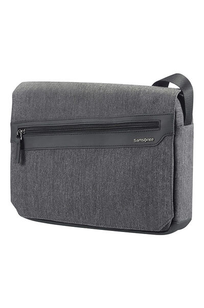 Hip-Style #2 Messenger bag Anthracite