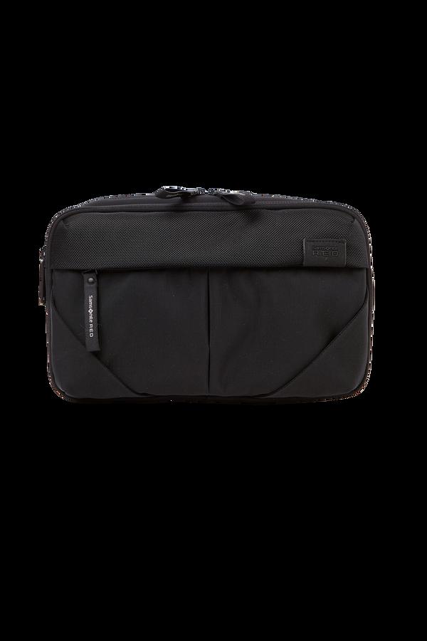 Samsonite Plantpack Crossover bag  Black