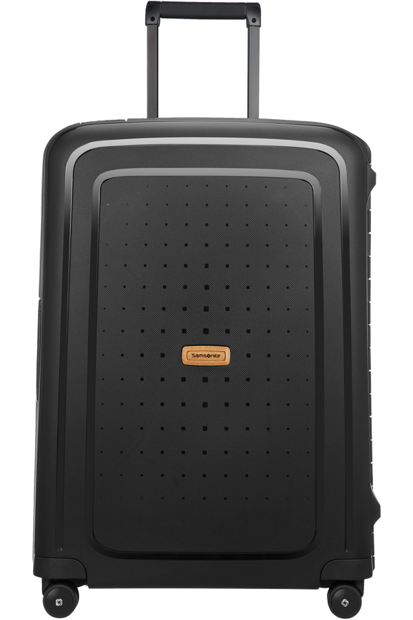 Samsonite S'cure Eco Spinner 69cm  Eco Black