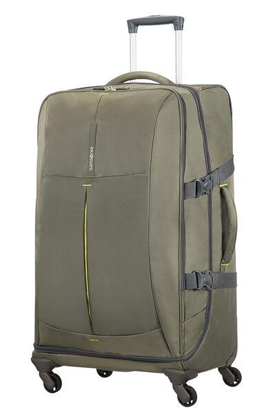 4Mation Duffle táska kerékkel 77cm Olive/Yellow