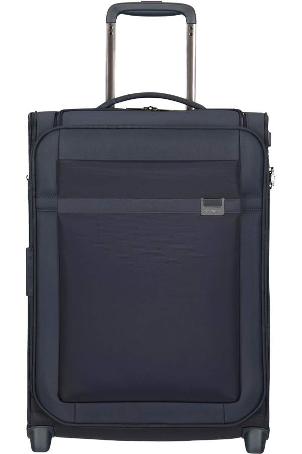 Samsonite Airea Upright Expandable Toppocket 55cm  Dark Blue