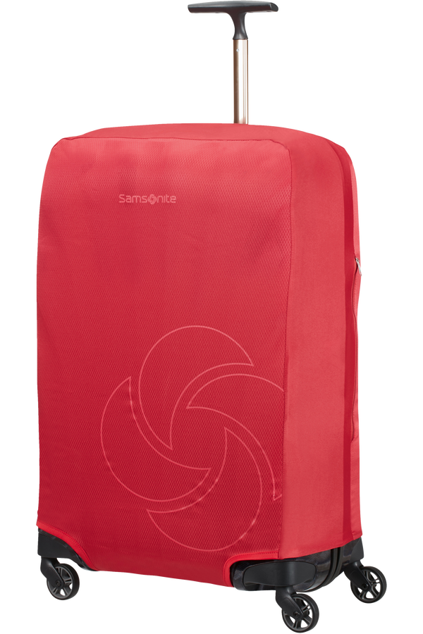 Samsonite Global Ta Foldable Luggage Cover M Red