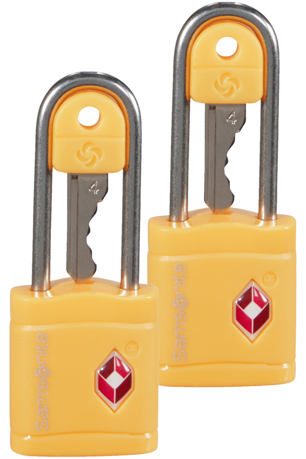 Samsonite Global Ta Key Lock TSA x2 Sunflower