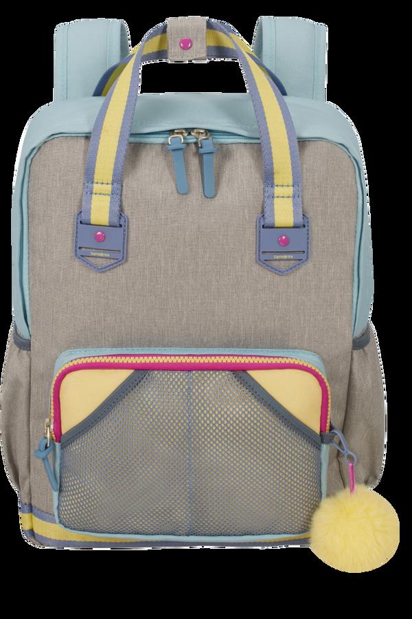 Samsonite Sam School Spirit Backpack M  Preppy Pastel Blue