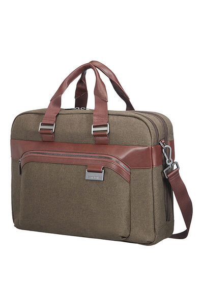 Upstream Briefcase Natural