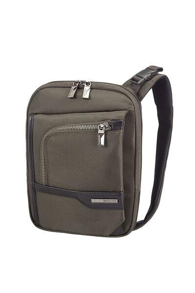 GT Supreme Crossover bag Dark Olive/Black