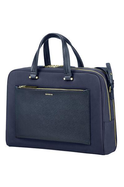 Zalia Briefcase Dark Blue