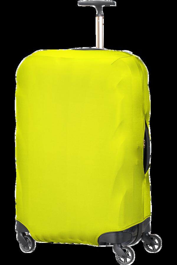 Samsonite Global Ta Lycra Luggage Cover L Lime Green