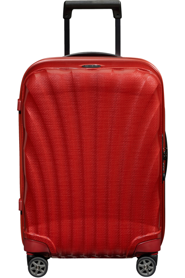 Samsonite C-Lite Spinner 55cm  Chili red