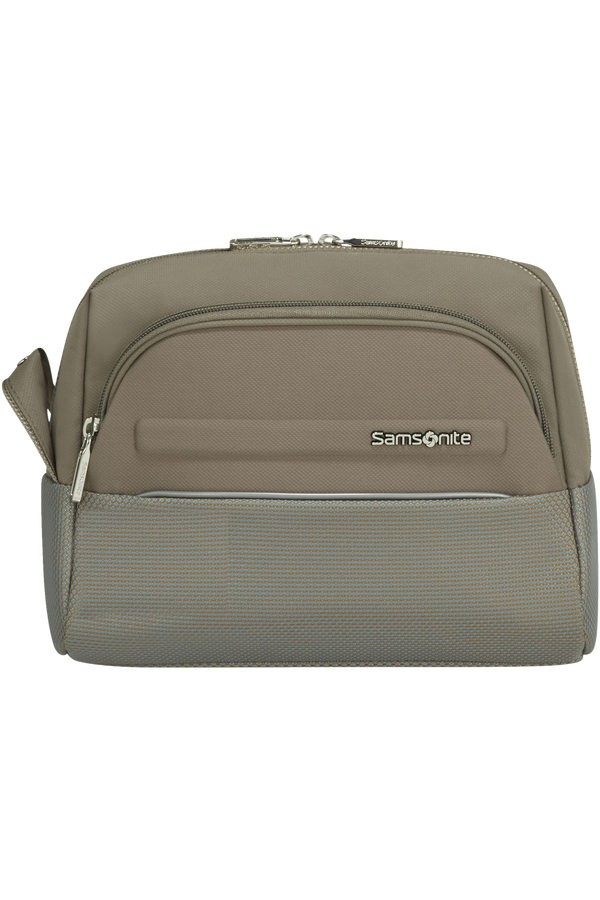 Samsonite B-Lite Icon Toilet Kit  Dark Sand