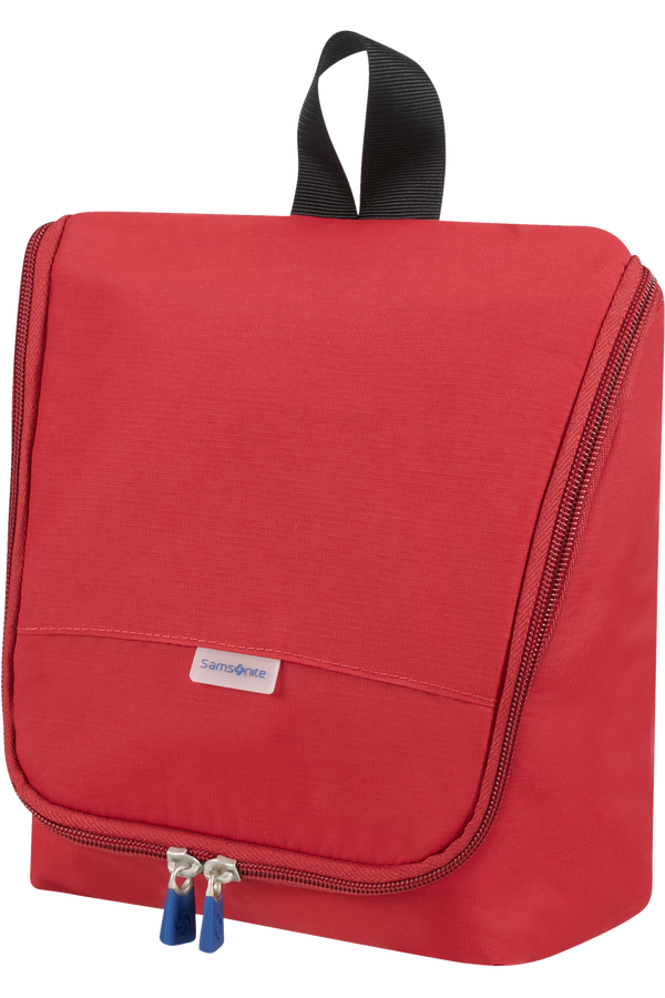 Samsonite Global Ta Hanging Toiletry Kit  Red