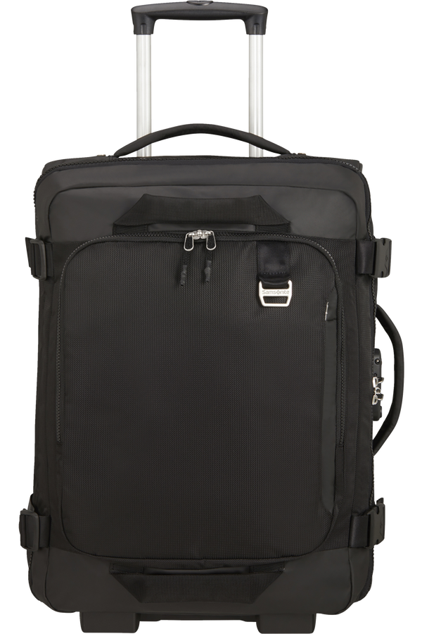 Samsonite Midtown Duffle/Backpack with wheels 55cm  Black