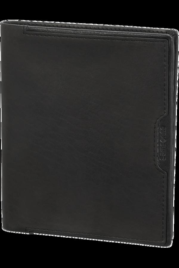 Samsonite Oleo Slg 139 - W 14CC + 2C  Black