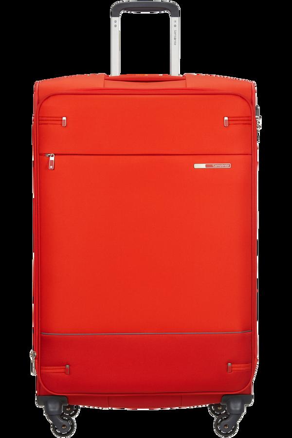 Samsonite Base Boost Spinner Expandable 78cm  Fluo Red