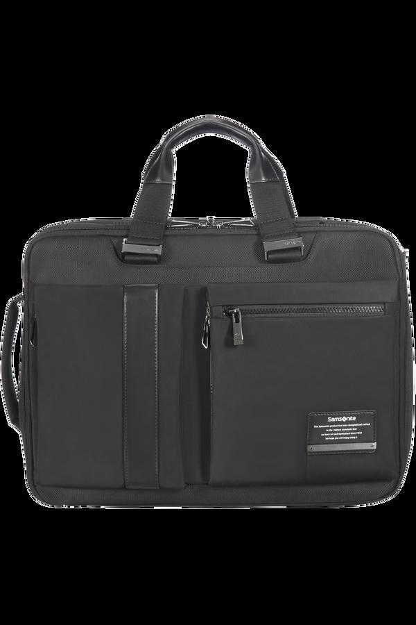Samsonite Openroad 3Way Bag Exp  15.6inch Jet Black