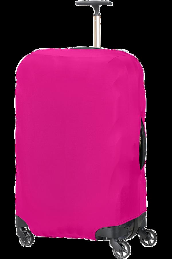Samsonite Global Ta Lycra Luggage Cover L Deep Pink