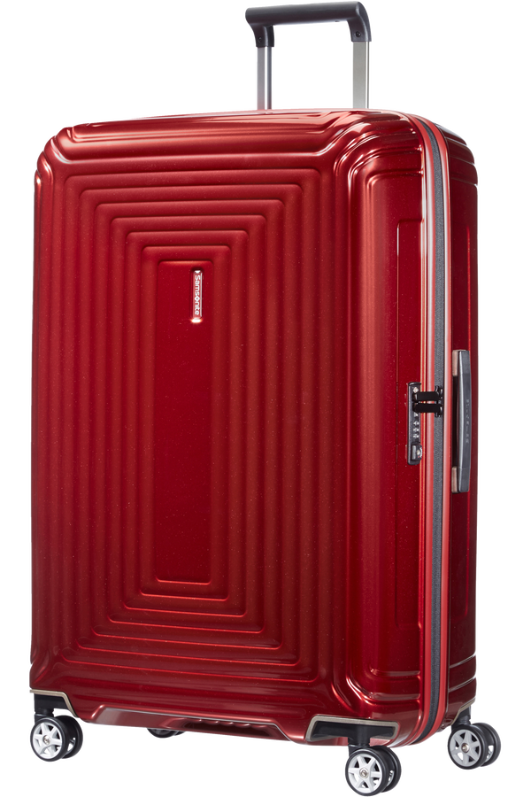 Samsonite Neopulse Spinner 75cm Metallic Red