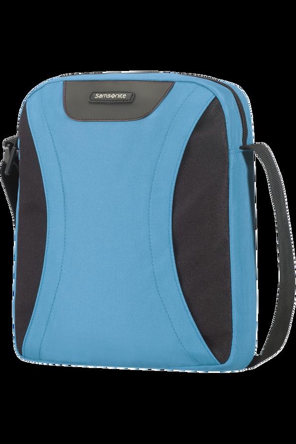 Samsonite Wanderpacks Tablet Cross-Over Fl  Blue/Black