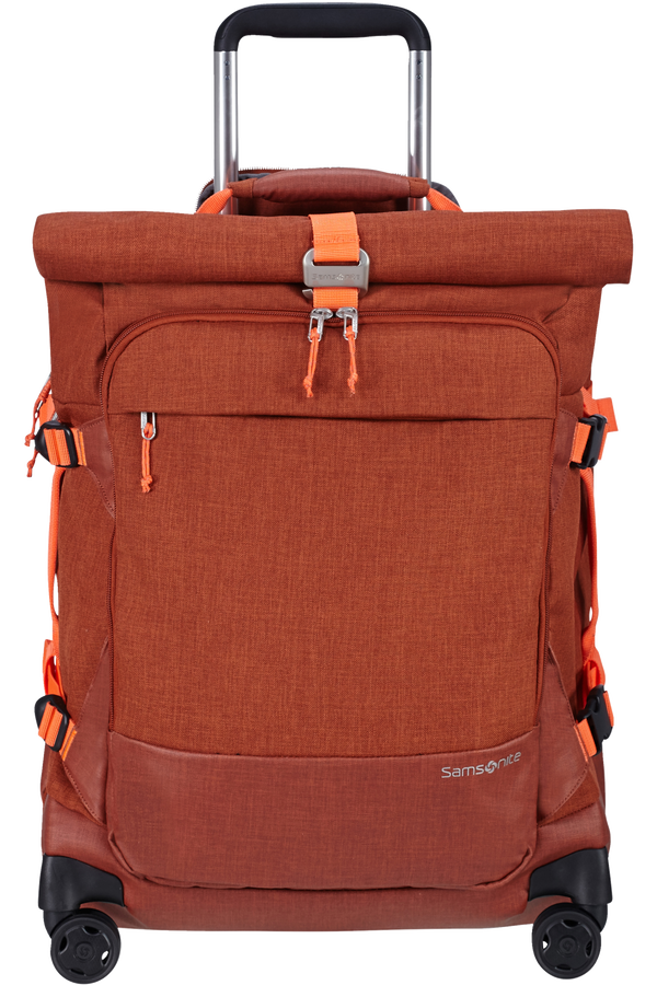 Samsonite Ziproll Spinner Duffle 55/20  Burnt Orange