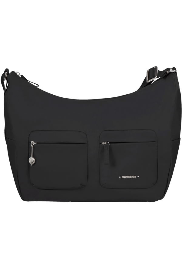 Samsonite Move 3.0 Should. Bag 2 Pock. M+  Black