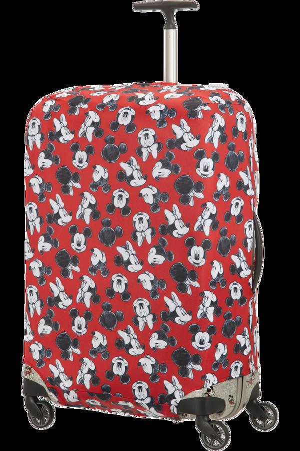 Samsonite Global Ta Disney Lycra Cover Disney L Mickey/Minnie Red
