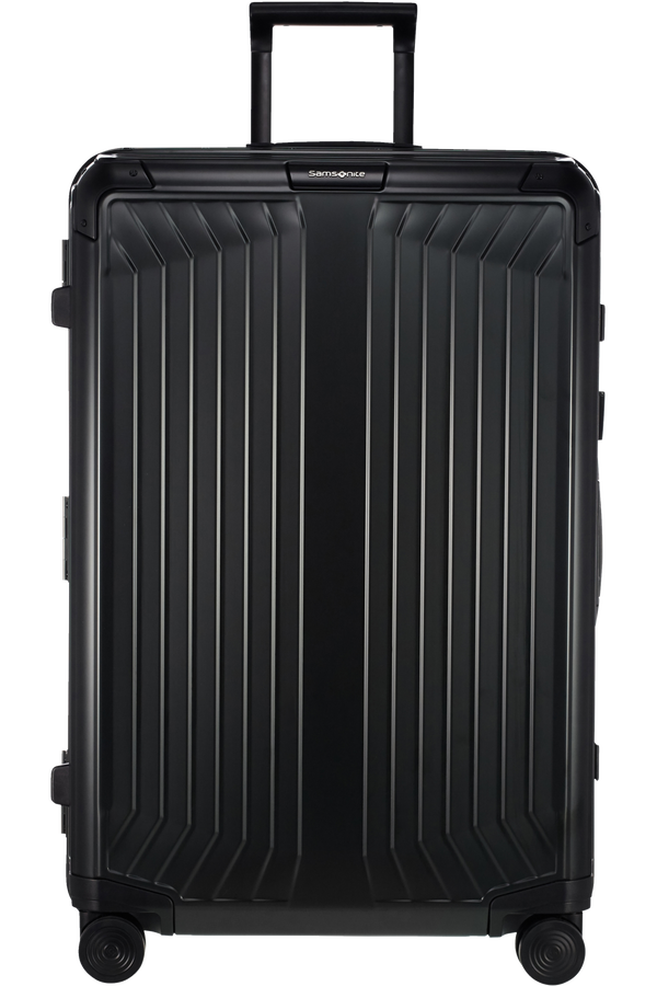 Samsonite Lite-Box Alu Spinner 76cm  Black