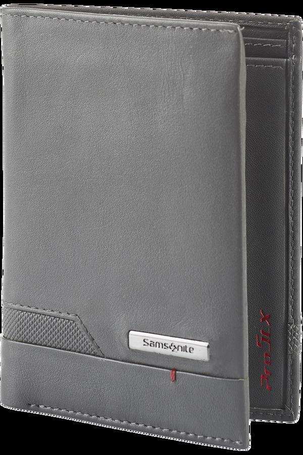 Samsonite Pro-Dlx 5 Slg 109 - W S 4CC+HFL+2W+2C  Magnetic Grey