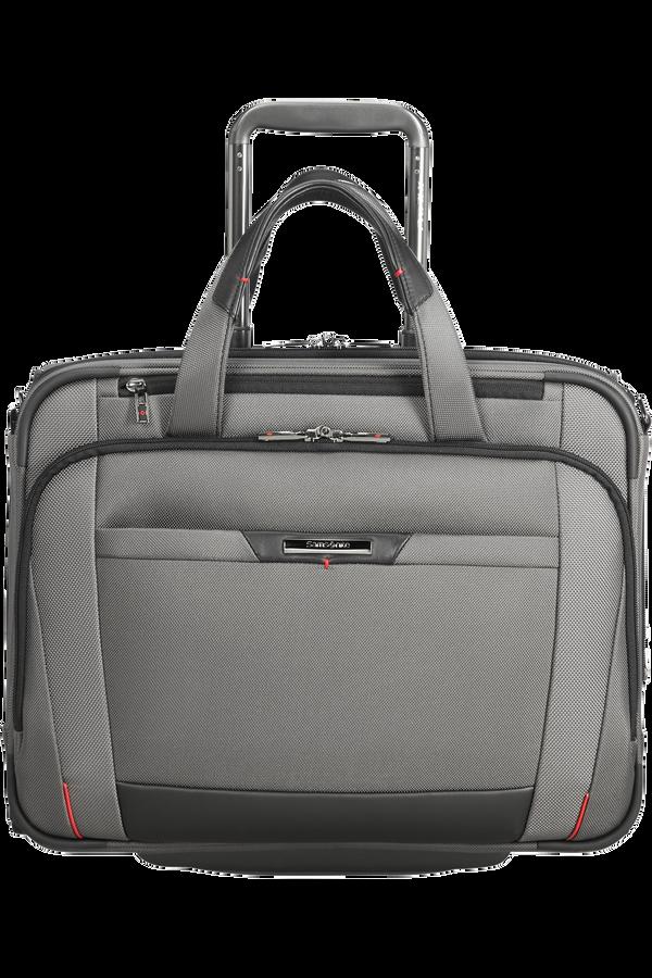Samsonite Pro-Dlx 5 Business Case WH Expandable  39.6cm/15.6inch Magnetic Grey