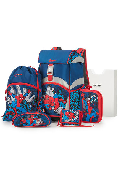 Ergonomic Backpack Hátizsák Spiderman Pop