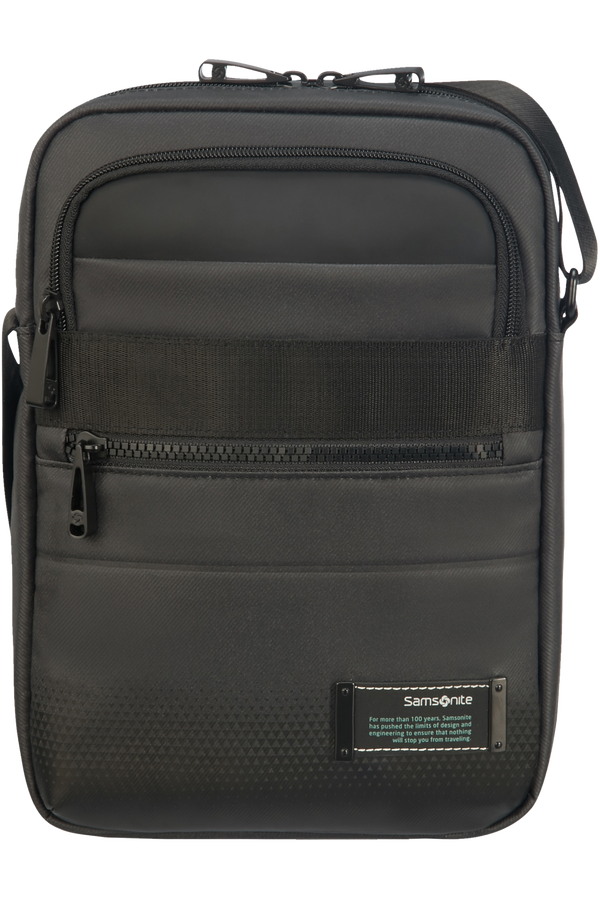 Samsonite Cityvibe 2.0 Tablet Crossover Bag  9.7inch Jet Black