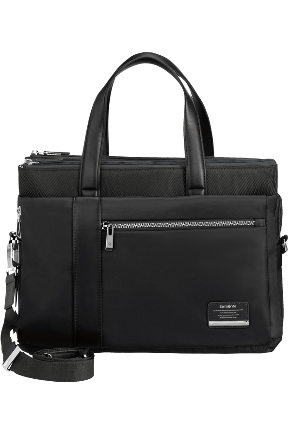 Samsonite Openroad Chic Org. Bailhandle  14.1inch Black