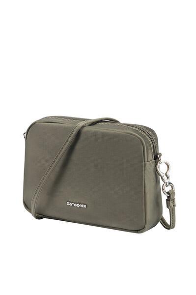Move 2.0 Shoulder bag S Silver green