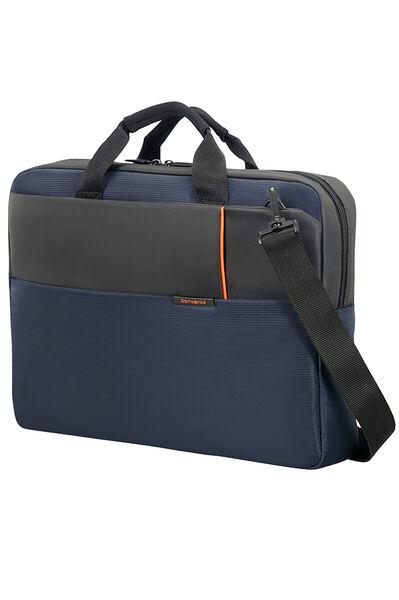 Qibyte Briefcase Blue