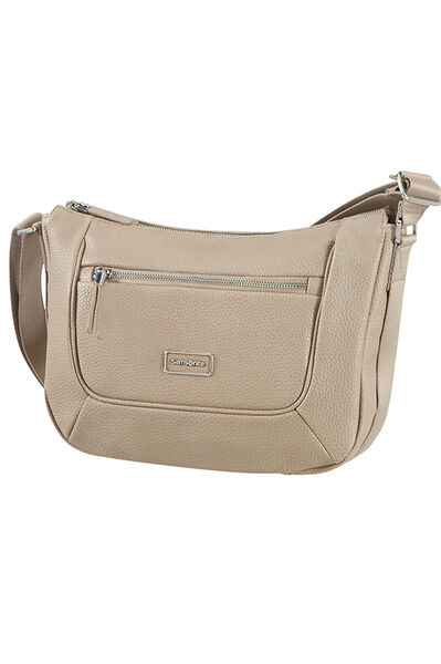 Majoris Hobo bag S Taupe