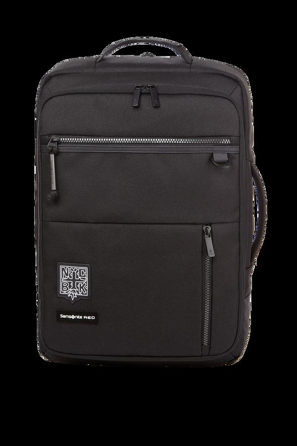 Samsonite Byner Flat Backpack  Black