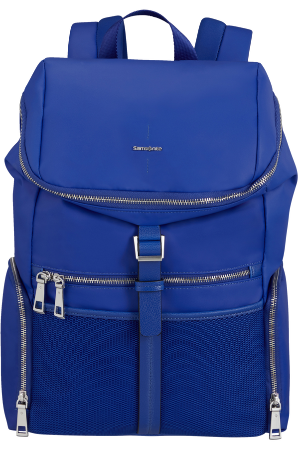 Samsonite Activ-Eight Top Open. Backpack 14.1'  Vivid Blue