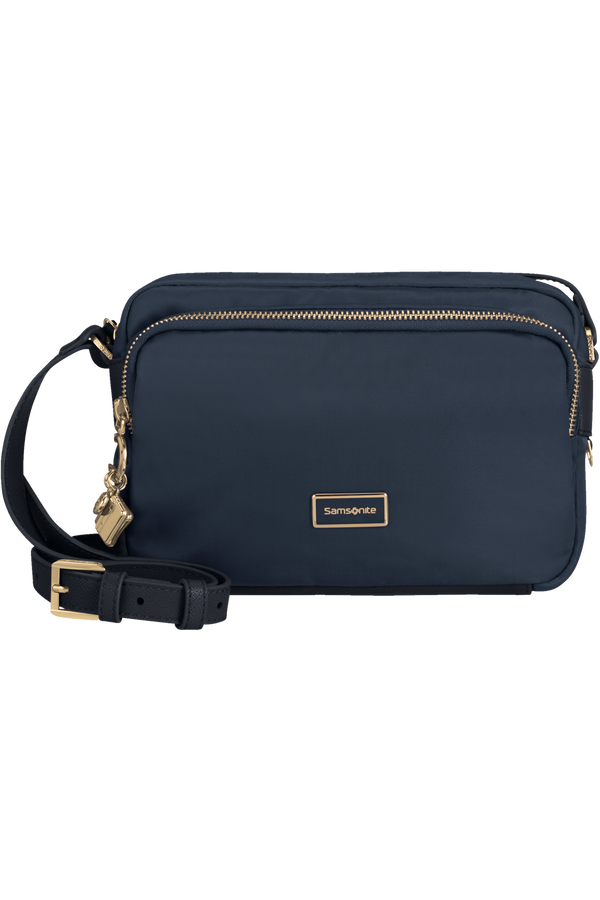 Samsonite Karissa 2.0 Pouch + Shoulder Bag M  Midnight Blue