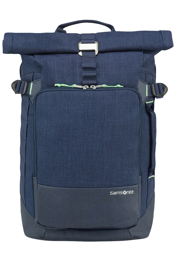 Samsonite Ziproll Laptop Backpack M  Night Blue